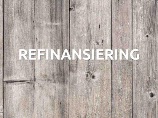 skal jeg refinansiere