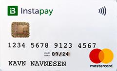 Instapay Kredittkort